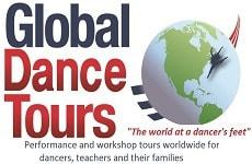 GlobalDanceToursUSA logo