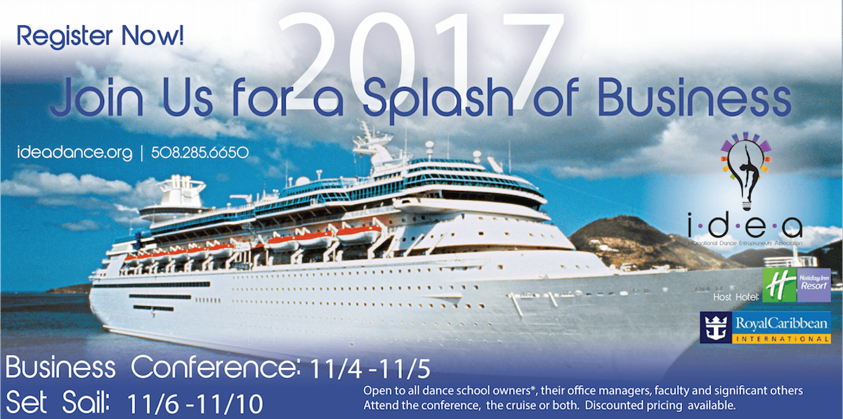 I.D.E.A. Conference & Cruise
