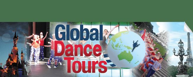 global dance tours logo