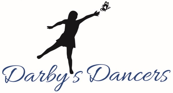 Darby's Dancers Logo