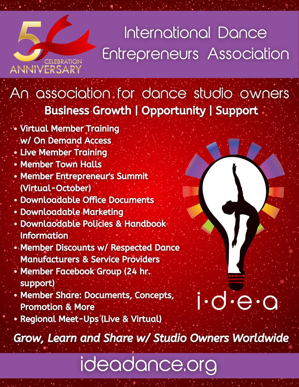 International Dance Entrepreneurs Association