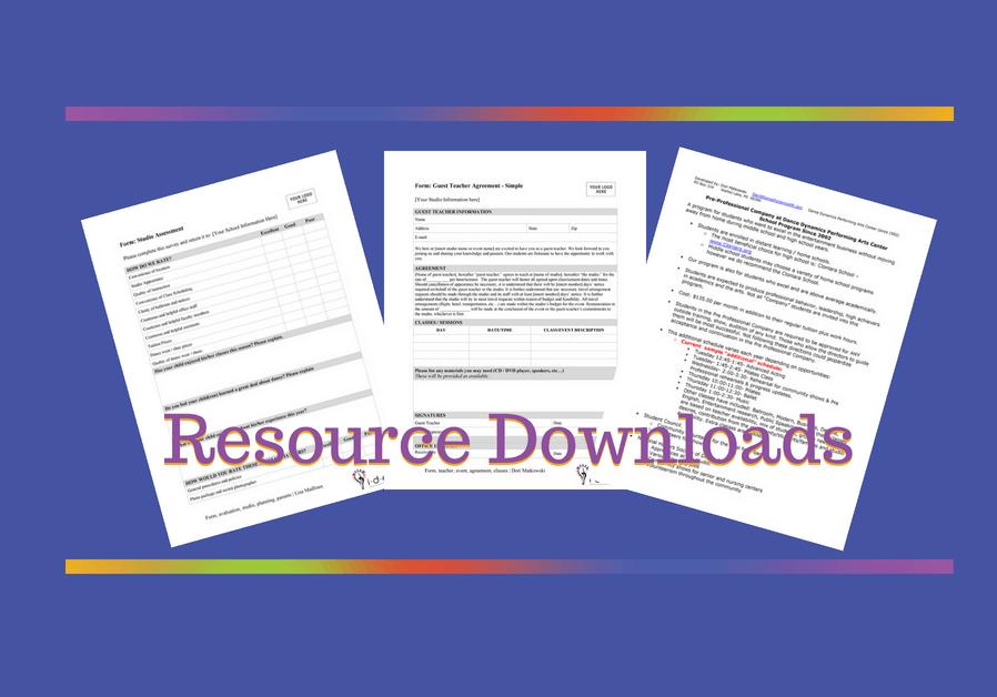 Resource Downloads (2)